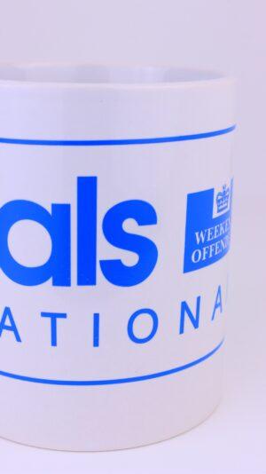 Weekend Offender Casuals International Mug White
