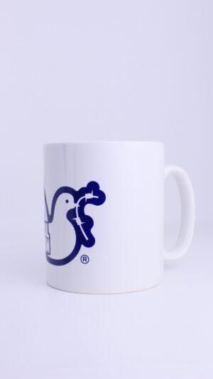 Купить в Украине Peaceful Hooligan Dove Mug Navy Оригинал