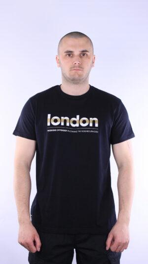 Купить в Украине Weekend Offender City Series 1 Kyiv T-Shirt Black Оригинал