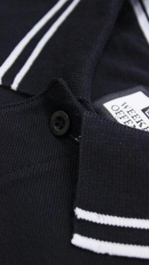 Купить в Украине Weekend Offender Durazno Polo L/S Black Оригинал