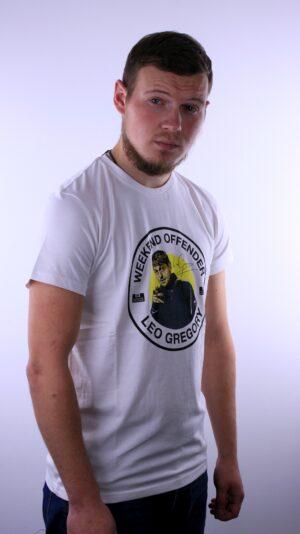 Купить в Украине Weekend Offender LG Signature T-Shirt White Оригинал