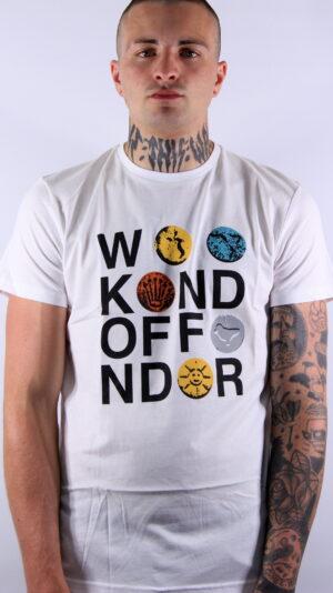 Купить в Украине Weekend Offender Pills T-Shirt White Оригинал