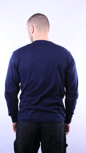 Купить в Украине Weekend Offender Salto L/S T-Shirt Navy Оригинал