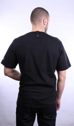 Купить в Украине Peaceful Hooligan Yielding T-Shirt Black Оригинал
