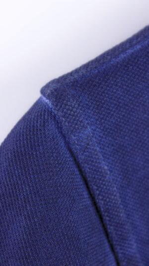 Peaceful Production Principle Polo Blue