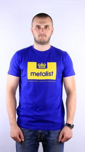 Купить в Украине Weekend Offender Metalist Series T-Shirt Electric Оригинал