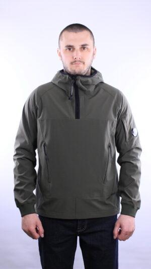 CP Company Outwear - Medium Jacket C.P. Shell Hazelnut