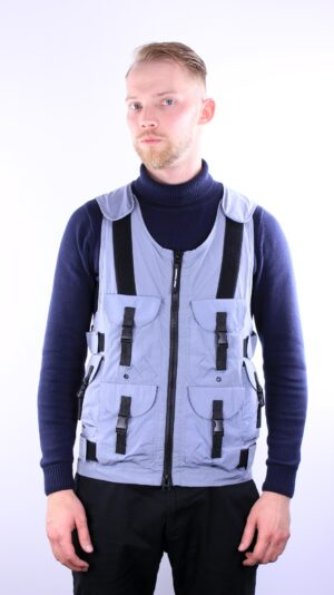 Marshall Artist Tactical Vest Silver