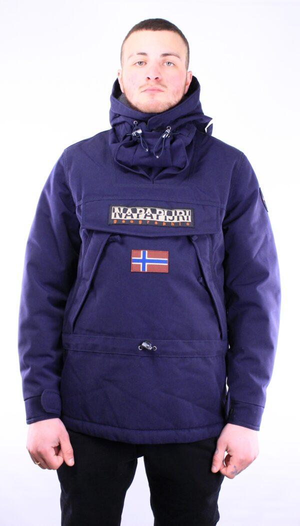 Napapijri Skidoo Anorak Jacket Navy