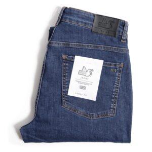 Peaceful Hooligan Loose Fit Jeans Mid Wash