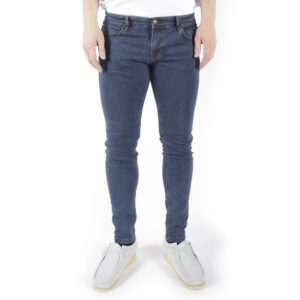 Peaceful Hooligan Skinny Fit Jeans Mid Wash