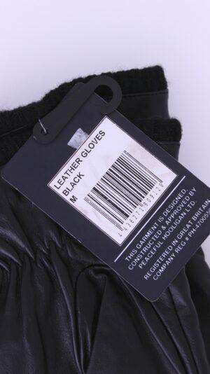 Купить в Украине Peaceful Hooligan Leather Gloves Black Оригинал