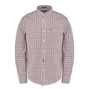 Weekend Offender Check Shirt Woody Check