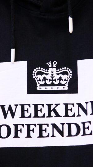 Купить в Украине Weekend Offender HM Service Hoodie Black Оригинал