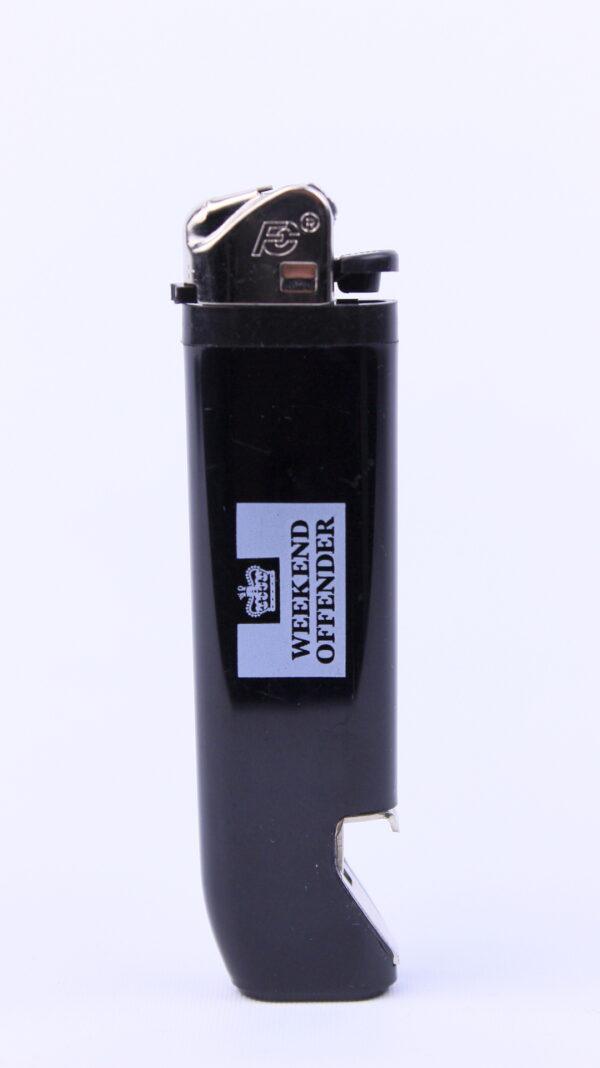 Weekend Offender Lighter Black