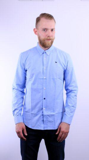 Weekend Offender Pallomari Shirt Pale Blue