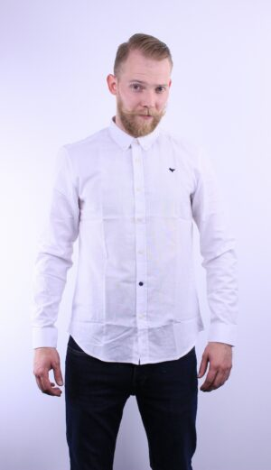 Weekend Offender Pallomari Shirt White