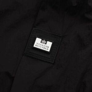 Weekend Offender Vinnie Over-Shirt Black