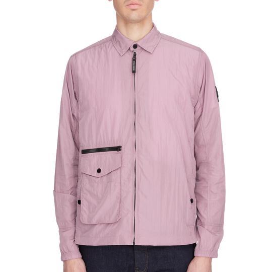 Weekend Offender Vinnie Over-Shirt Foxglove