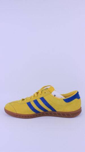 Adidas Originals City Series Hamburg Yellow Bluebird