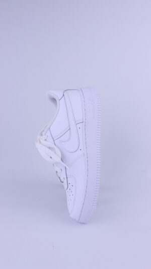 Nike Kids Air Force 1 Low (GS) White