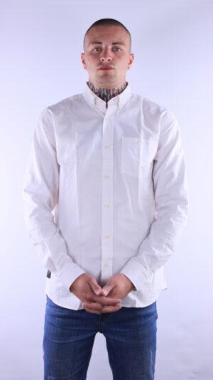 Peaceful Hooligan Chambers Shirt Off White