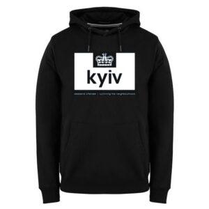 Купить в Украине Weekend Offender City Series Kyiv Hoodie Black Оригинал