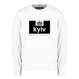 Купить в Украине Weekend Offender City Series Kyiv Sweatshirt White Оригинал