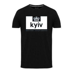 Купить в Украине Weekend Offender City Series Kyiv T-Shirt Black Оригинал