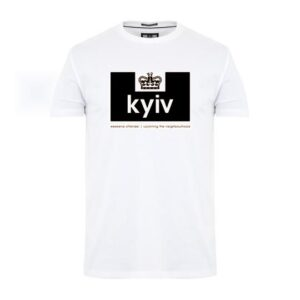 Купить в Украине Weekend Offender City Series Kyiv T-Shirt White Оригинал