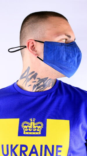 Weekend Offender Ripstop Face Mask Picasso