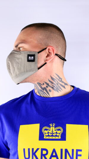 Weekend Offender Ripstop Face Mask Porcino