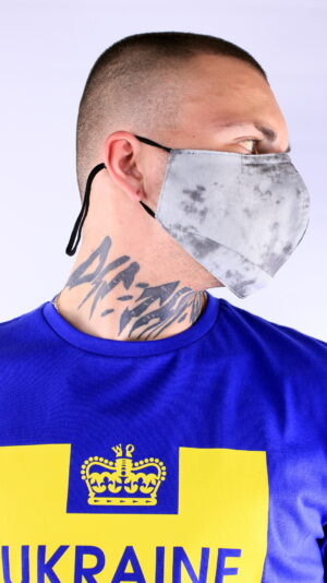 Купить в Украине Weekend Offender Rusted Face Mask Grey/Rusted Оригинал