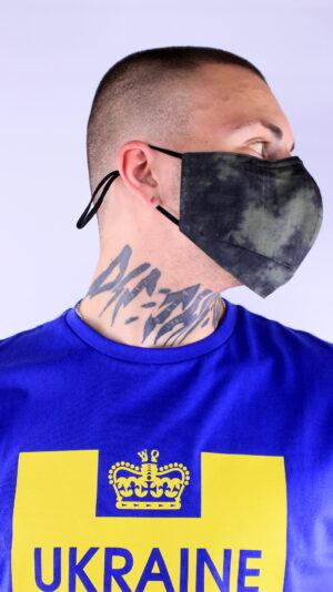 Купить в Украине Weekend Offender Rusted Face Mask Khaki/Rusted Оригинал