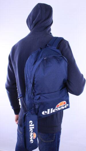 Купить в Украине Ellesse Rolby Backpack & Pencil Case Navy SAAY0591 Оригинал