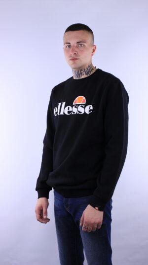 Купить в Украине Ellesse SL Succiso Sweatshirt Black SHC07930 Оригинал