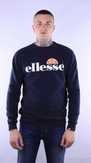 Купить в Украине Ellesse Succiso Sweatshirt Navy SHC07930 Оригинал