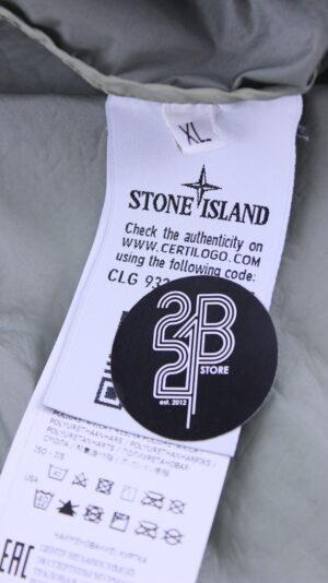 Купить в Украине Stone Island Lamy Velour Hooded Parka in Green 701543632-V0061 Оригинал