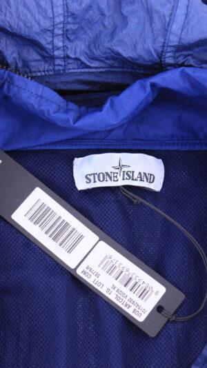 Stone Island Nylon Metal Ripstop Watro Jacket Blue