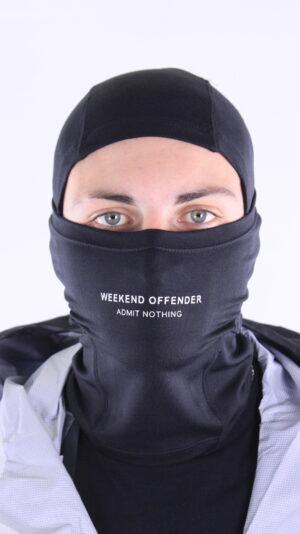 Купить в Украине Weekend Offender Balaclava Black Оригинал