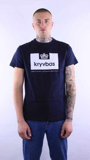 Купить в Украине Weekend Offender City Series Kryvbas T-Shirt Navy Оригинал