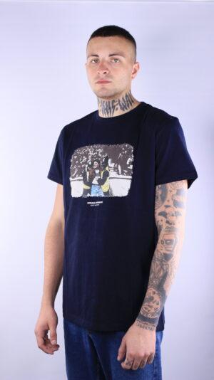 Купить в Украине Weekend Offender I.D. T-Shirt Navy Оригинал