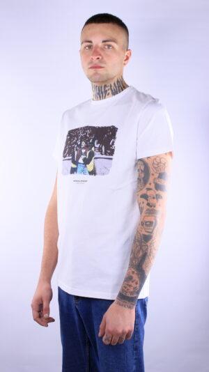 Купить в Украине Weekend Offender I.D. T-Shirt White Оригинал