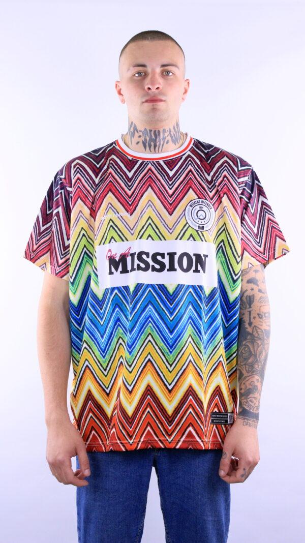Купить в Украине Weekend Offender Mission Football Shirt Оригинал
