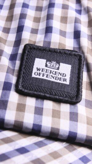 Купить в Украине Weekend Offender Clay Cap Check Оригинал