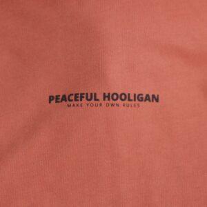 Peaceful Hooligan MYOR Oh Hoodie Rust
