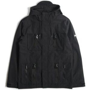 Peaceful Production Ladderman Jacket Black