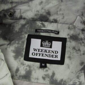Weekend Offender Adesanya Grey/Rusted