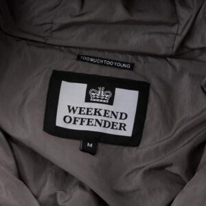 Weekend Offender Demetrius Pavement