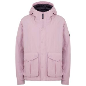 Weekend Offender LG Signature Jacket Lilac